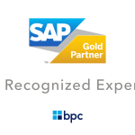 bpc SAP Partnerschaft Gold
